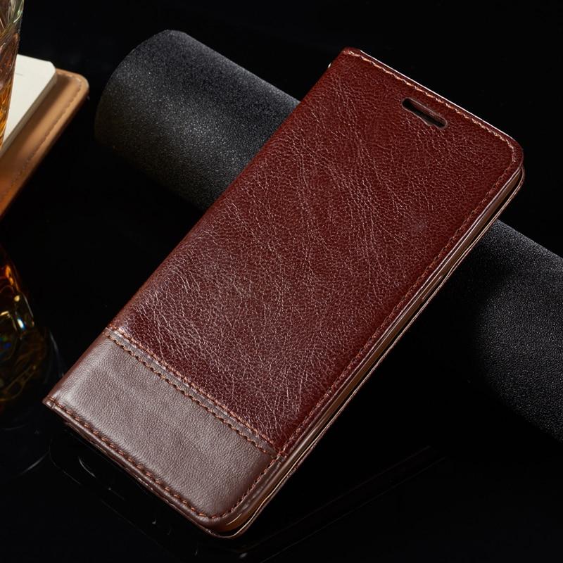 Luxus üzleti bőr pénztárca tartó tokkal a Samsung Galaxy S8 - Mobiltelefon alkatrész és tartozékok