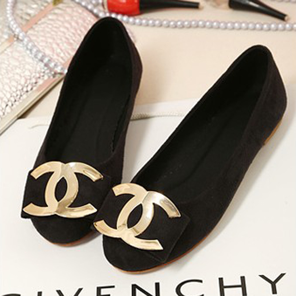 b3730fbde74b11 Free shipping flat shoes women 2013 spring Round toe plus size 10 casual  shoes Sweet princess golden bowknot wedding shoes