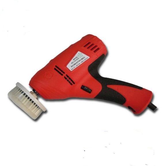 ФОТО 220V 280W household Shoe polisher 2 gears speed
