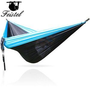 Image 1 - Portable HAMAKA extérieur hamac jardin sports loisirs camping, accessoires doivent correspondre