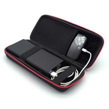 2019 Newest Hard EVA Travel Bags Portable Case for Xiaomi Mi Power Bank 3 20000mAh Cover Portable Battery PowerBank Phone Bag