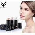 Newest Huamianli 3 Color 3D Highten Foundartion Stick Pen Cosmetic Shimmer Bronzer Concealer Contur Makeup Base