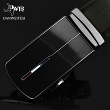 [DWTS]Top Cow Genuine Leather Men Belts High Quality Men Aut