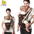 SUNVENO Nuevo Diseño Ergonómico Porta Bebé Infant Toddler con Hipseat Para Bebé Infant Toddler Kids 3-48 M