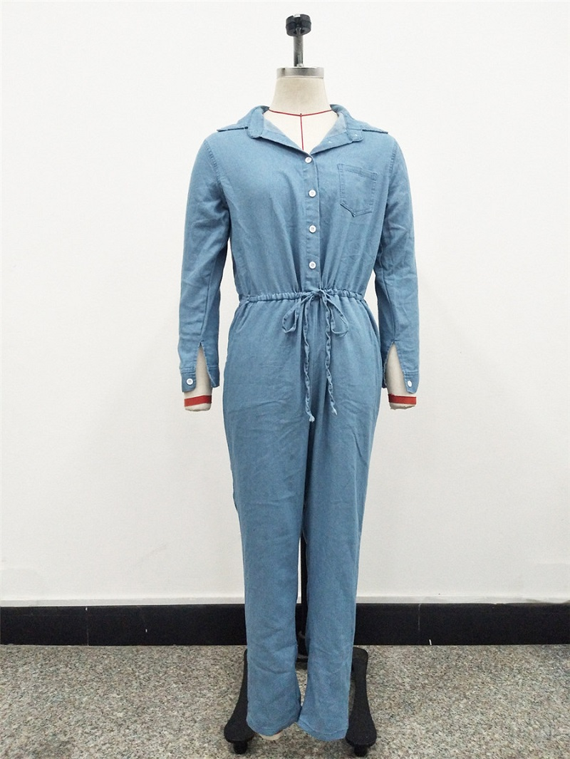 Womens Fashion Long Jeans