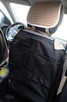 2 Pieces Sets New Style Protective Anti Kicking Padded Child Car Seat Back Scuff Dirt Protection