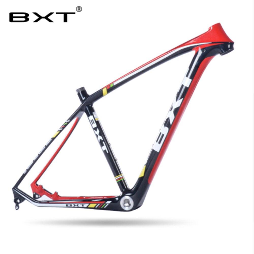 2017 brand new BXT mtb carbon frame 29er 3k mountain bikes frame15