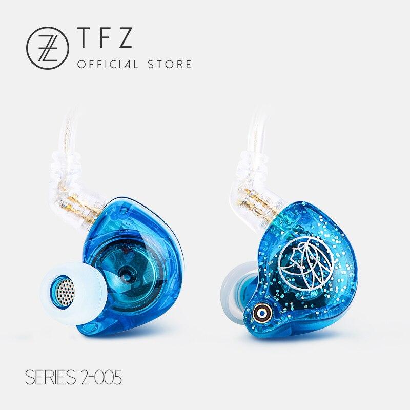 The Fragant Zither/ SERIES 2 HIFI Monitor <font><b>Earphones</b></font>,TFZ Bass HIFI Earbuds With Mic, Neckband Sport <font><b>Earphone</b></font> Control Speaker