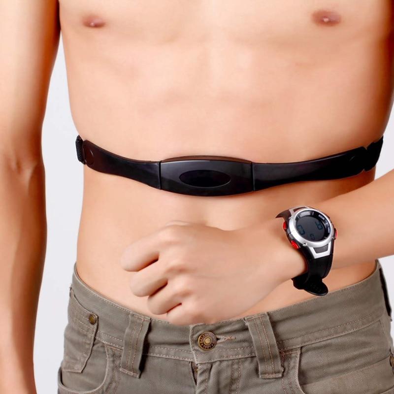 Waterproof Pulse Wireless Polar Heart Rate Monitor Watch Digital Cardio Sensor Fitness Sport Running Hrm Heart Rate Chest Strap