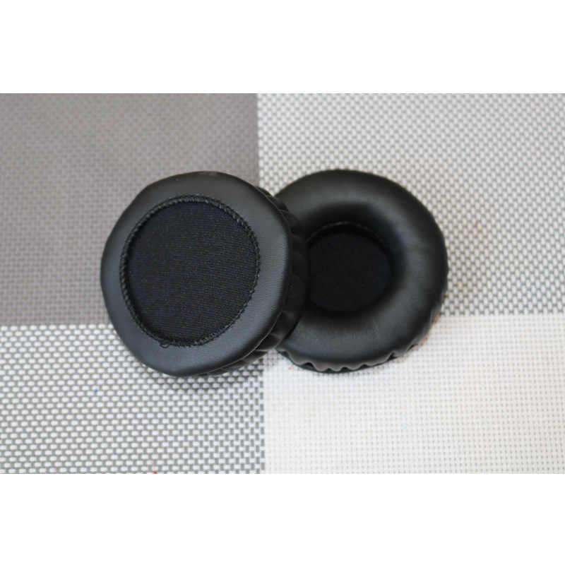 Almohadillas de espuma de PU de 45 MM-110 MM suaves almohadillas de oreja de 70mm 100mm para AKG para Sennheiser para auriculares at For Philips Sh #