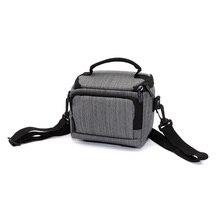 Caden Камера чехол для Sony RX10 II rx100m3 rx100m4 rx100m5 A3000 A5000 a6000 a6300 a5100 NEX3N NEX-5 H400 hx400 hx300 hx100 сумка