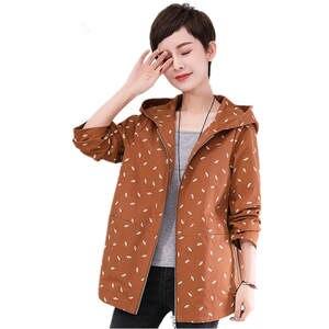 2018 spring jacket women ladies coats plus size female 53d6e1b19
