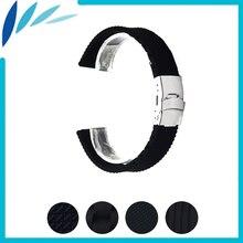 De Caucho De silicona Venda de Reloj de 24mm para el Sony Smartwatch 2 SW2 Mosquetón De Seguridad De Acero Inoxidable Correa de reloj de la Correa de Muñeca Del Lazo pulsera