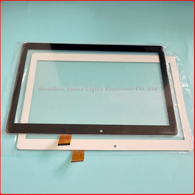 New For 10.1'' Inch DP101279-F1 Touch Screen Digitizer Sensor Tablet PC Replacement Front Panel High Quality for sq pg1033 fpc a1 dj 10 1 inch new touch screen panel digitizer sensor repair replacement parts free shipping