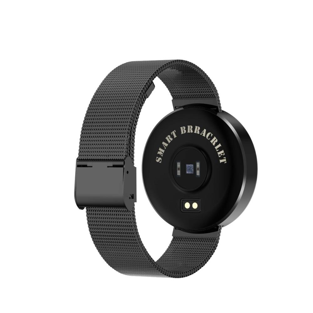 купить Smart Band Wistband IP67 Waterproof Heart Rate Monitor Blood Pressure Oxygen Fitness Tracker SMS Reminder Smart Bracelet watch по цене 2887.85 рублей