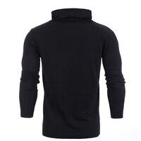 Unique Supplies Turtleneck Pullover Handmade Beautiful Item Mens Individual Sweater 2017 Vintage