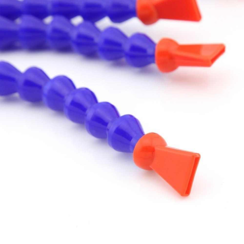 Agger Manguera 6pcs para Torno CNC de pl/ástico Flexible de Agua y Aceite refrigerante del Tubo
