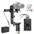 Sevenoak sk-ech03 360 graus de controle remoto motorizada elétrica pan inclinação da cabeça cabeça fotográfica para câmera canon nikon sony dslr