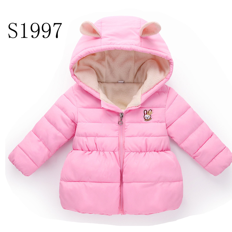 Ultra Light Children Winter Jackets 2017 New Brand Baby Boy Down Jacket Girls Outwear Parkas Hooded Coat High Quality 2-8 Years
