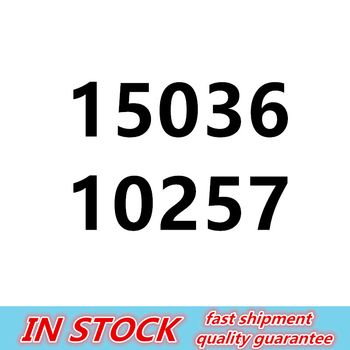 15036 The New Carousel Set Child Building Blocks Bricks Boy Toys Model Gifts With 10257 2705pcs Genuine Street Series