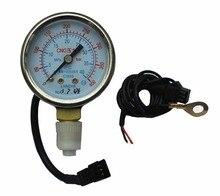 CNG Manometro Indicatore di Livello CB03 per il METANO Aspirato Sistema di Aspirazione Normale Sistema di Auto A Benzina AC