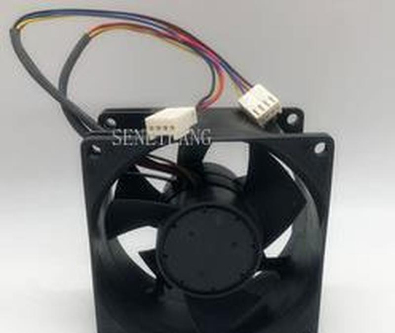 Free Shipping For Delta  8Cm 8048 Ball Pairs Of Leaves 1.1A Air Volume Cooling Fan GFB0812SHG-