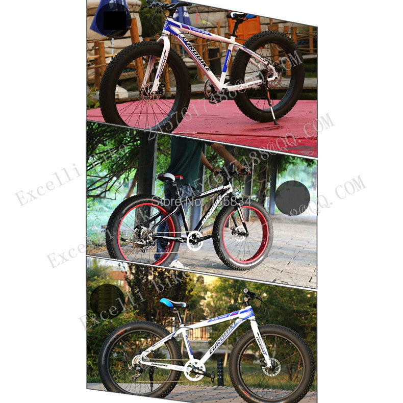 b28- 7 Speed Bicicleta Montanha 26 4 Inch Widen Tire Mountain Bicicletas Terrain Bicicleta Snow Bicycle Fat Bike.jpg