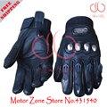 Motorcycle genuine leather gloves PRO-BIKER Men Goat skin Leather soft Full Finger Motocross Gloves GPCS06