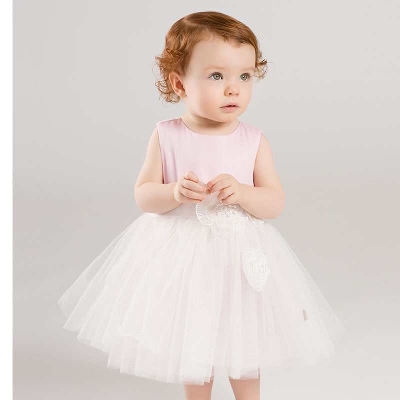 3a867d375db DB7580 dave bella summer infant baby girl s princess dress children  birthday party wedding dress kids lolital clothes -in Dresses from Mother    Kids on ...