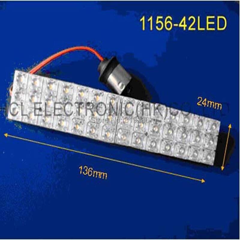 High quality 12v Car Led Rear light,lamp panel,BA15s BAU15s BA15d BAZ15d BAY15d 1142 1157 1141 1156 bulb free shipping 2pcs/lot