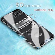 9D Hydrogel Film Screen Protection For HUAWEI Mobile Phone Mate9 10 20 Pro Full P20 Nova 2 3 Explosion-proof