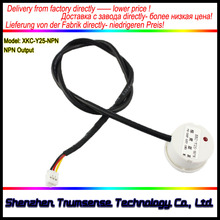 NPN Output Stickup Level Sensor Outer Adhering Type Liquid Inductive Switch