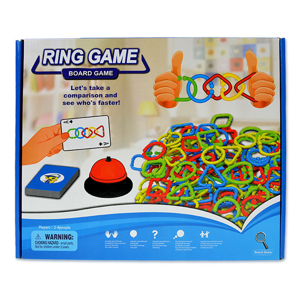 new arrival puzzle Educational toys 2018 hot sale Hand-operated brain game toys for children kids