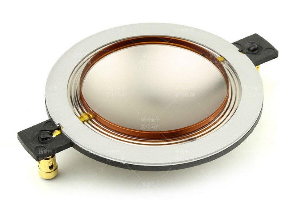 Nouveau 72.2mm bobine mobile haut-parleur 72 core Titane film Remplacement de haut-parleur Tweeter à Dôme membrane Remplacer Voix bobine