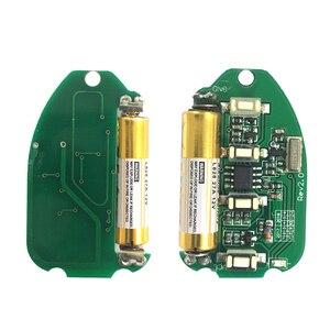 Image 2 - Kebidu Mini 4 canaux télécommande 433.92MHz ABCD clé contrôle duplicateur Code roulant pour voiture pour la maison