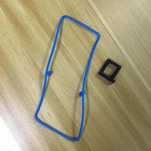 Image 1 - 50x de Blauwe en zwarte waterdichte ring voor motorola EP450 EP450S GP3188 GP3688 CP140 CP040 etc walkie talkie