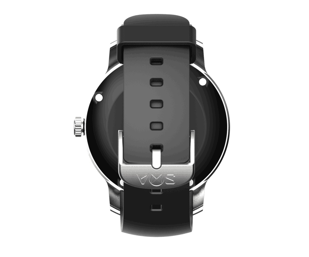 696 SMA 09 Waterproof Brand Smartwatch Bluetooth Heart Rate Monitor Sport Watch Alarm Phonebook Voice Record Android IOS - 6