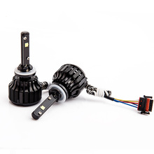 Meetrock Led light car 880 30w 3000lm auto lamp chips 881 12v canbus 6000K xenon for acura halogen bulb