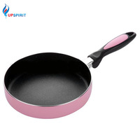 Upspirit Japanese Style 8 Inch Frying Pan Aluminum Alloy Non Stick Cooking Pan Round Fry Steak