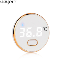 Household Health Monitors Digital Thermometer Body Temperature Fever Measure Adult Kids Forehead Health Care