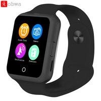 D3 Bluetooth Smart Uhr für Kinder Elder Junge Mädchen Für Apple Android Telefon Unterstützung SIM TF Kinder Herzfrequenz Tracker Smartwatch