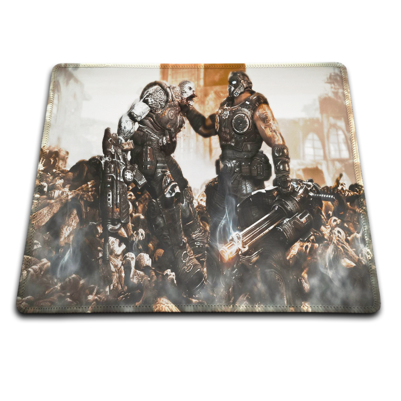 Babaite Hot Game Printing Mousepad clayton carmine fighting gears of war Gaming Desk Mat Personalized Durable Mouse Pads