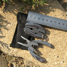 Portable Multifunction Folding Pliers