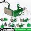 4 Pairs Bicycle Ceramics Disc Brake Pads For MTB Hydraulic Disc Brake SHIMAN0 SRAM AVID HAYES