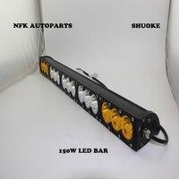DC 10 30 В 150 Вт 27 дюймов светодиодный свет бар светодиодный бар Light автомобилей Применение светодиодный фар