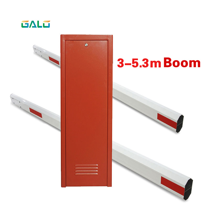 Gate Barrier System For Parking System Control/gate Arm Barrier RFID Plaza Electric Parking Lot Single Arm Boom Barrier Gate