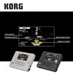 Image 4 - Korg TM50TR TM 50TR accordeur dinstruments universel/entraîneur métronome/entraîneur de tonalité métronome périodique avec écran LCD couleur pour Vionlin, saxo