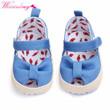 Classic Cotton Baby Sandals Baby Shoes S