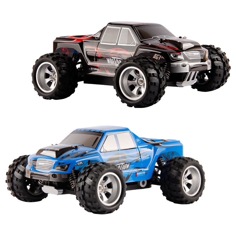 Wltoys A979 RC Car 1:18 2.4Gh RC Monster 4WD RC Car electric Remote Control Toys outdoor fun rc off road car wltoys k979 super rc racing car 1 28 2 4ghz 4wd off road suv