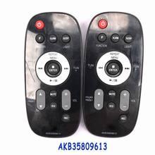 цена на Used Original/Genuine Remote Controller AKB35809613 akb35809613 For LG AUDIO SYSTEM Remoto Controller